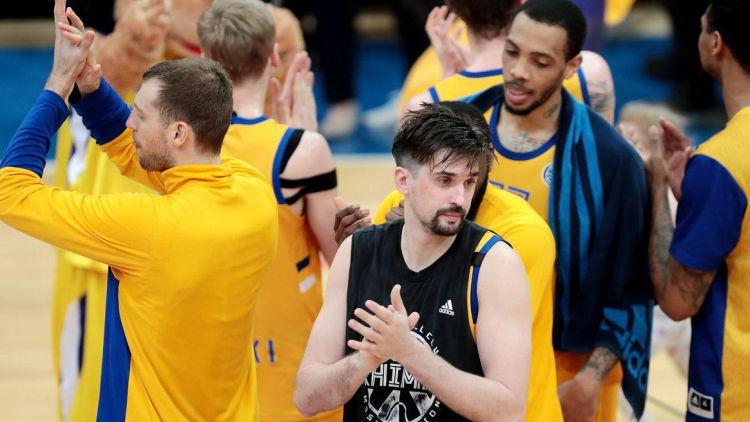 """Sanktpēterburgas """"Zenit"""" izrāda interesi par """"Khimki"""" uzbrukuma līderi Švedu"""