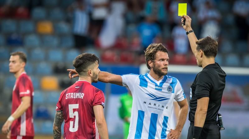 """Treimanis atkal dosies uz Nīderlandi – latviešu brigādei uztic """"Feyenoord"""" spēli"""