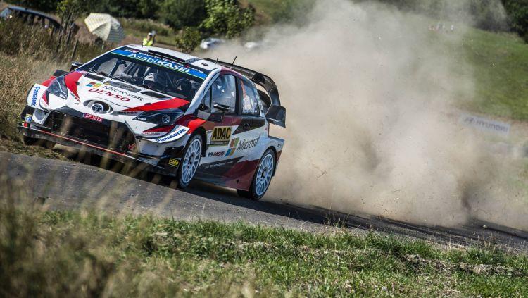 Tenaks uzvar arī Vācijā un tuvina Igauniju pirmajam WRC pasaules čempiona titulam