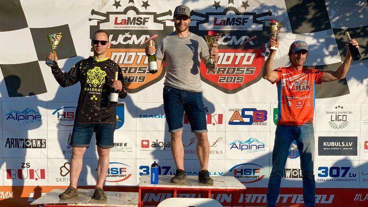 Leons Kozlovskis kļūst par Latvijas čempionu