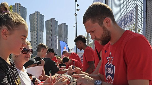 Strēlniekam pirmajā pārbaudes spēlē CSKA kreklā uzvara pār Turcijas pusfinālisti