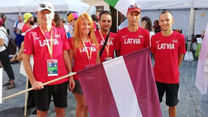 Zaķim 43. vieta pasaules čempionātā 50 kilometru skrējienā