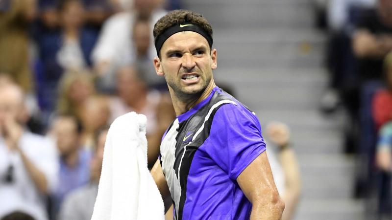 """Dimitrovs un Nadals """"US Open"""" pusfinālos dosies ar pieredzes pārsvaru"""