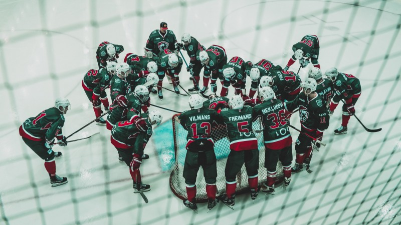 """""""Olimp"""" OHL debitē ar zaudējumu, pirmo uzvaru sezonā izcīna """"Mogo"""""""