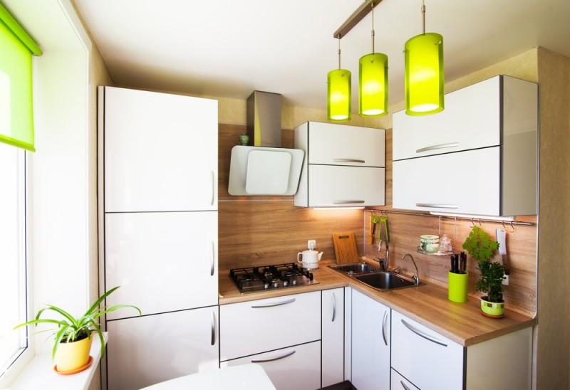Kā ietaupīt vietu virtuvē?