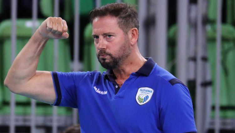Slovēnija otro reizi vēsturē iekļūst Eiropas volejbola čempionāta finālā