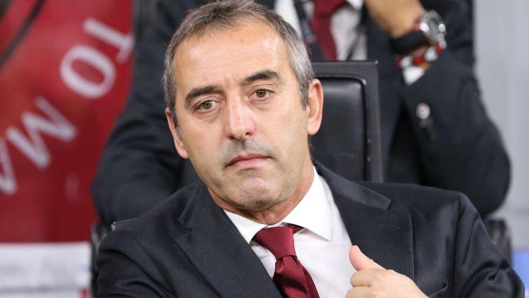 """""""Milan"""" pēc neveiksmīgā septembra no galvenā trenera amata atlaiž Džampaolo"""