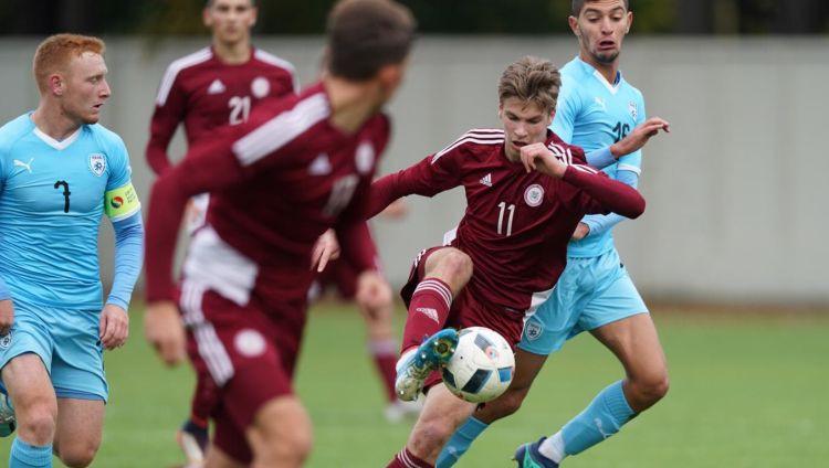 Latvijas U19 izlases kandidātos arī Bundeslīgas pārbaudē esošais Lagūns