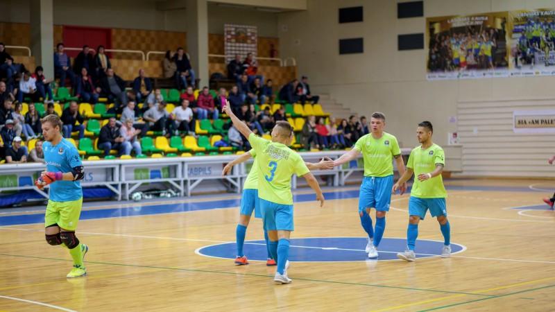 """""""Petrow"""" Virslīgas spēlē izrauj uzvaru pār """"Lokomotiv"""", """"Raba"""" zaudē Jēkabpilī"""