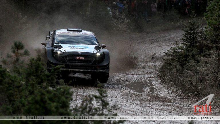 Sāremā rallijā uzvar Gross ar WRC auto