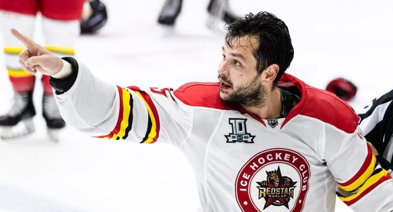 Salija stājas Majones vietā un debitē KHL zaudējumā Indrašim