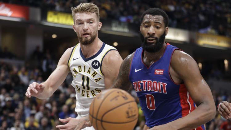"""Hornets"" debitants uzstāda NBA rekordu, Dramondam 32+23 pret Saboni un ""Pacers"""