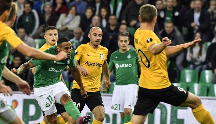 """Dubram neizšķirts Francijā, Mančestras """"United"""" minimāla uzvara Belgradā"""