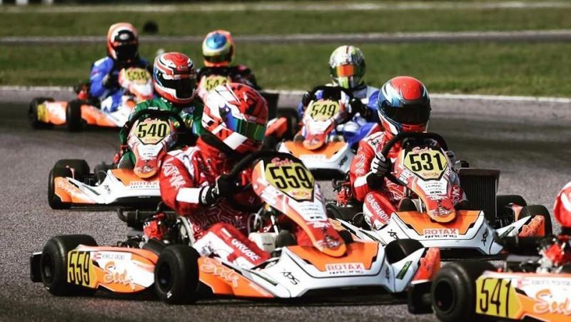 Grūbe un Gasparovičs starp pasaules ātrākajiem kvalifikācijā