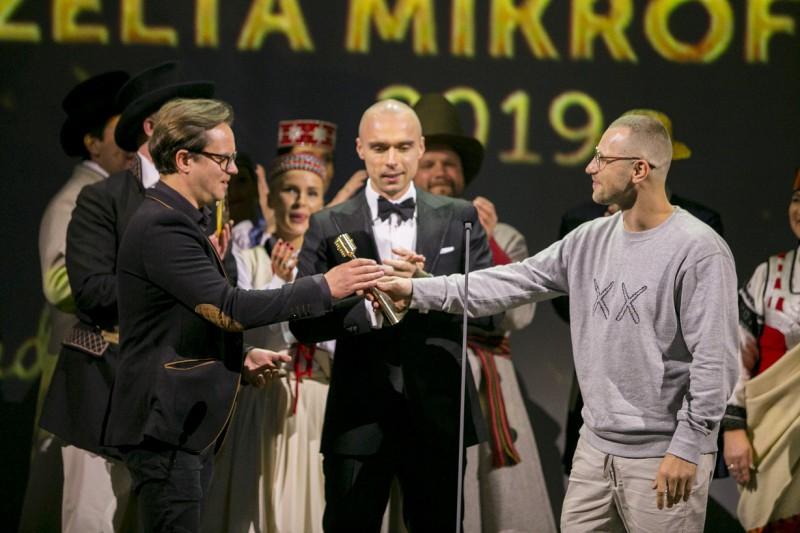 Sākusies pieteikumu pieņemšana Mūzikas ierakstu gada balvai Zelta Mikrofons 2020
