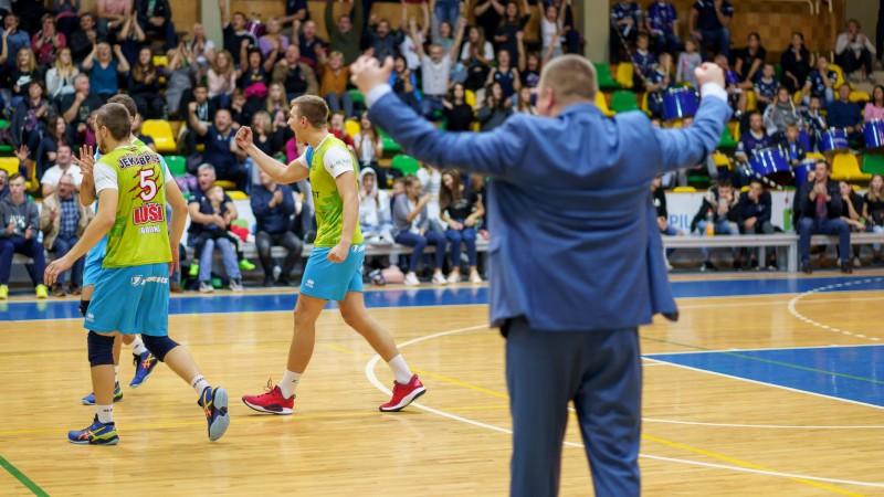 """""""Jēkabpils Lūši"""" paliek bez """"Final 4"""" – Meistarlīgas medaļu cīņas ir atceltas"""