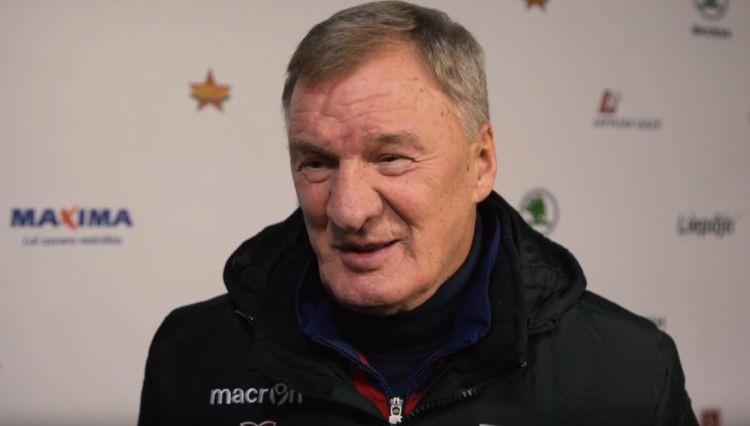 Latvijas izlases treneru kolektīvā Liepājā būs arī Cicurskis