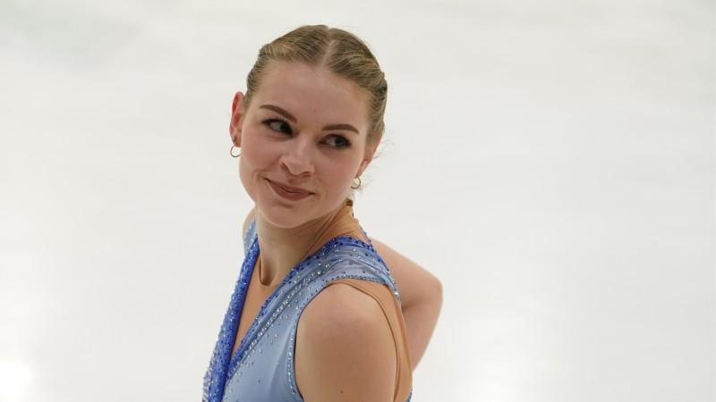 """Sezonas labākais sniegums Kučvaļskai dod ceturto vietu """"Tallinn Trophy"""""""