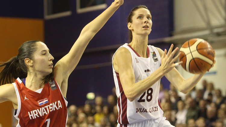 Tūkstošgades krusta pakājē: Gulbis vedīs Latviju pretī pirmajai uzvarai