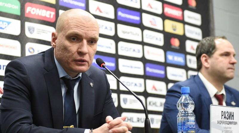 """Rīgas """"Dinamo"""" pretinieku treneris: """"Uzvarējām it visā, tikai ne rezultātā"""""""
