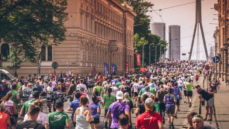 Rīgas maratons atkārtoti saņem Zelta zīmi, pieci ātrākie kvalificēsies olimpiskajām spēlēm