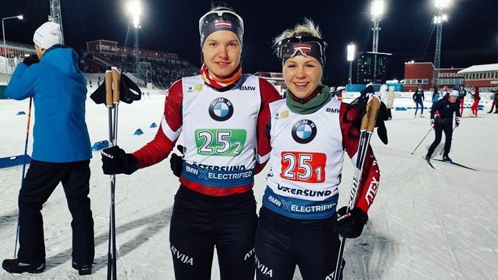 Latvija apsteidz Lietuvu un tiek apdzīta par apli, Itālija triumfē jauktajā stafetē