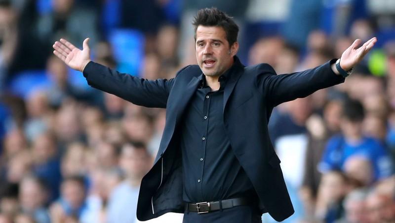 """""""Everton"""" pēc derbijā ielaistiem pieciem vārtiem atlaiž Silvu"""