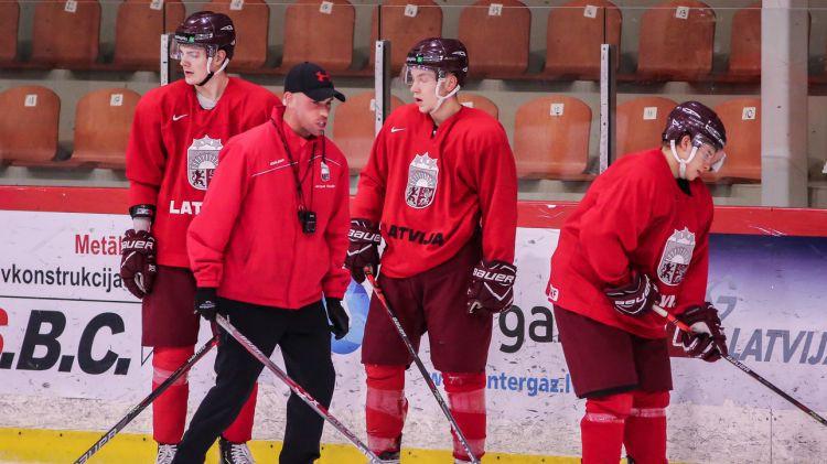 Latvijas U20 izlase iemet deviņus vārtus un sagrauj Austriju