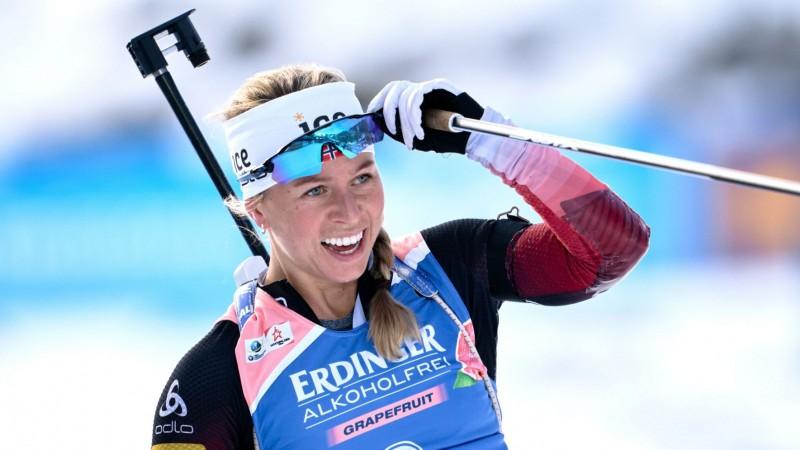Norvēģijas dāmas turpina neticamo sēriju, uzvarot septītajā stafetē pēc kārtas