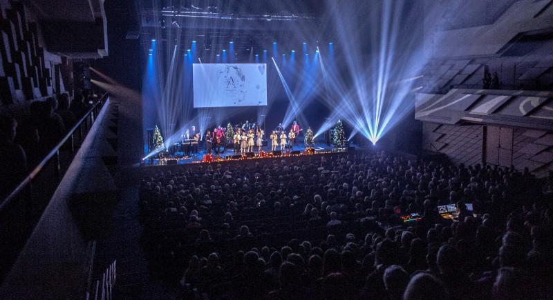 """""""Reiz Ziemassvētkos 2"""" noslēguma koncertos Liepājā pievienosies arī Guntis Veits"""