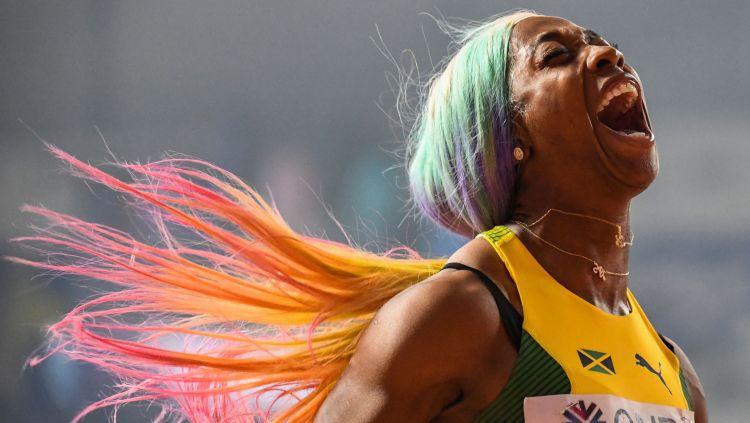 Sprinta karaliene Freizere-Praisa Tokijā plāno piedalīties gan 100, gan 200 metru distancēs