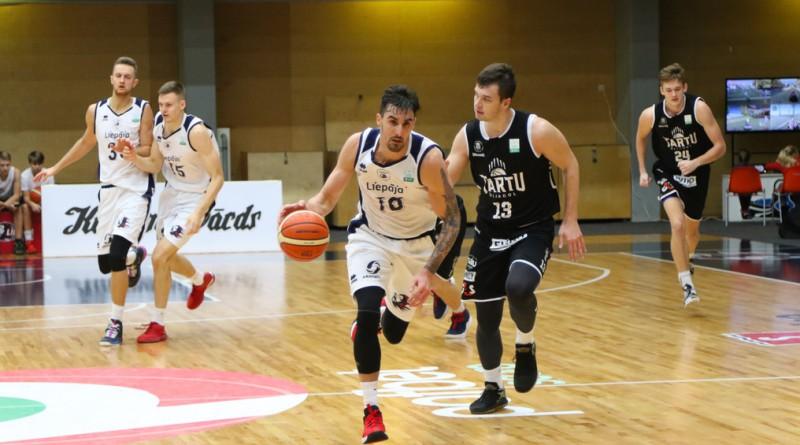 """""""Liepāju"""" pamet arī rezultatīvākais spēlētājs Bārnīss, klāt nācis serbu centrs Pekovičs"""