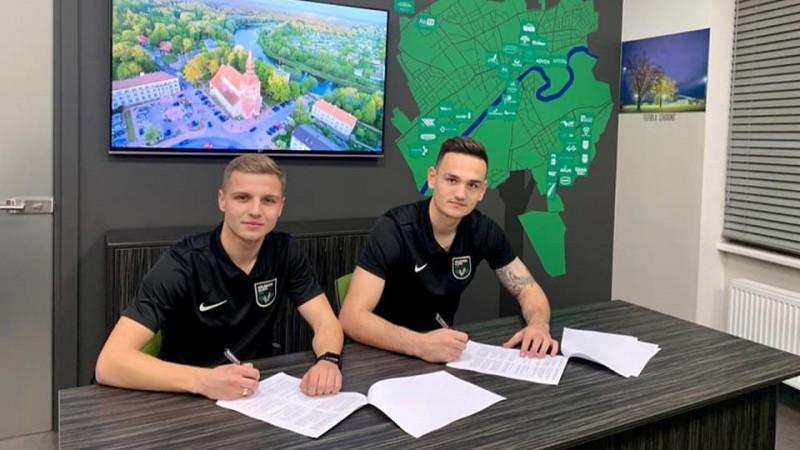 """""""Valmiera Glass""""/ViA papildina sastāvu ar U20 pasaules čempionu"""
