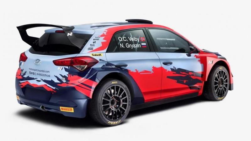 Latvijā rallija karjeru uzsākušais Grjazins pievienojas ''Hyundai Motorsport'' rūpnīcas komandai