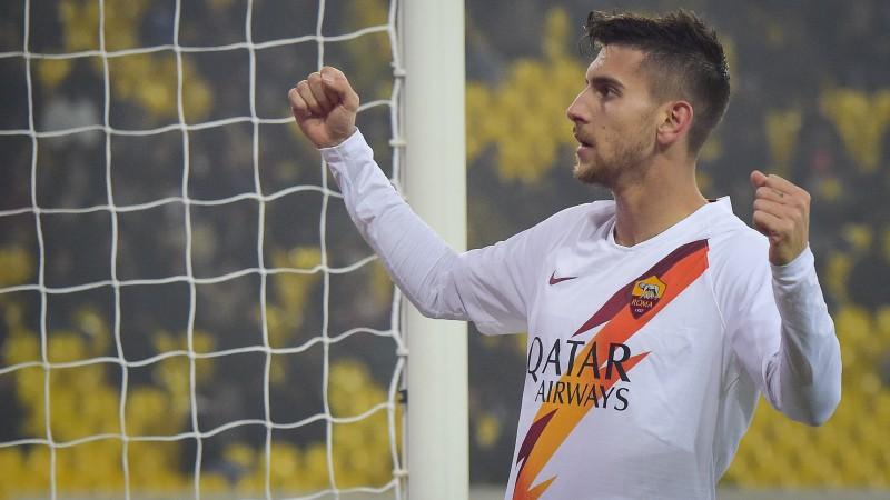 """Pelegrīni divi vārti nodrošina Romai Itālijas kausa 1/4 fināla dueli ar """"Juventus"""""""