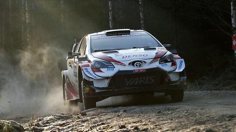 Zviedrijas WRC treniņos ātrākais Rovanpera, Sesks līderis JWRC klasē