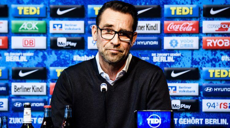 """""""Hertha"""" vadība asi kritizē Klinsmanu par negaidīto aiziešanu no amata"""