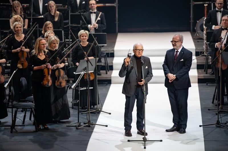 Svinīgā ceremonijā paziņoti Lielās mūzikas balvas 2019 laureāti