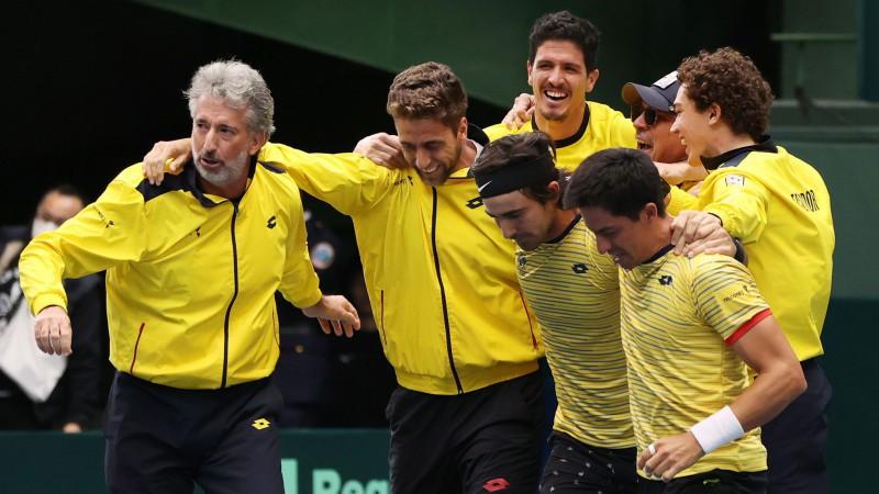 Ekvadora Deivisa kausa finālturnīra kvalifikācijas mačā pārsteidz Japānu