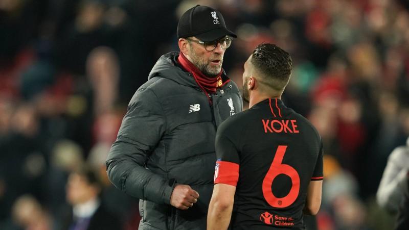 """Klops par """"Atletico"""": """"Nesaprotu, kāpēc ar tik kvalitatīviem futbolistiem jāspēlē tā"""""""