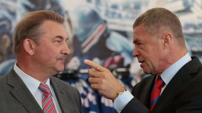 """KHL padomes loceklis: """"Gagarina kausa izcīņu varētu pabeigt augustā"""""""