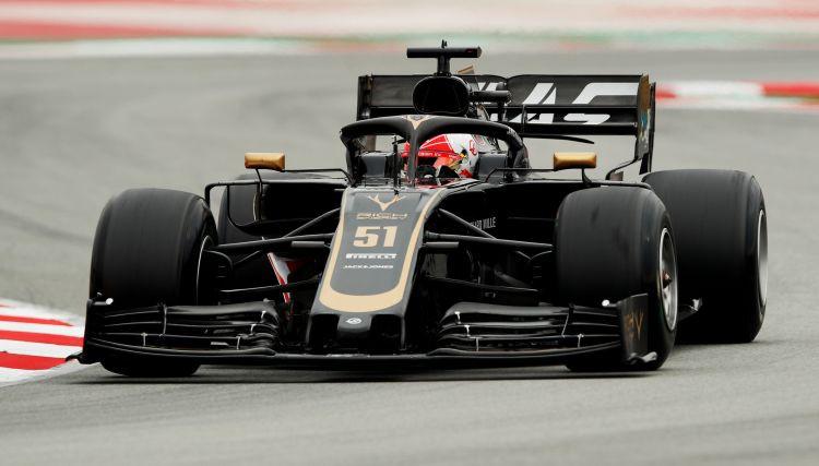"""Leģendārā Fitipaldi mazdēls arī šajā sezonā būs """"Haas"""" testpilots"""
