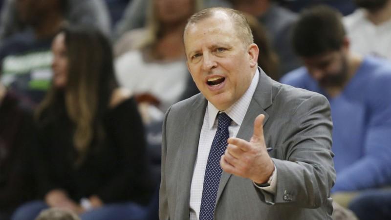"""Oficiāli: Porziņģa bijusī komanda """"Knicks"""" par galveno treneri ieceļ Tibodo"""