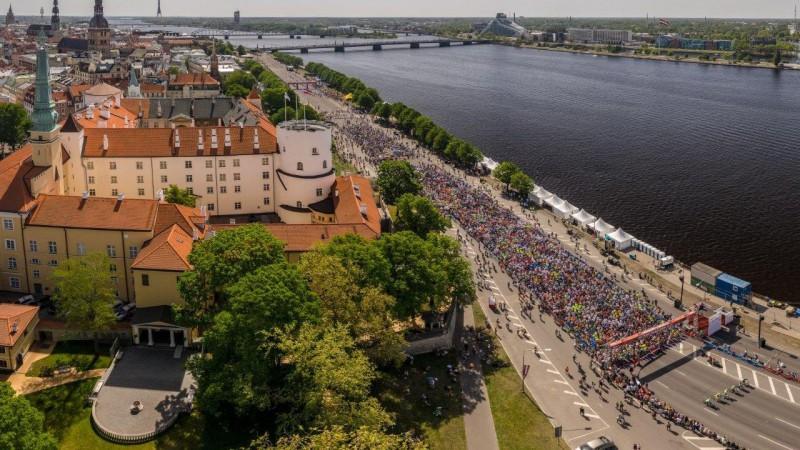 Rīgas maratons norisināsies 10. un 11. oktobrī