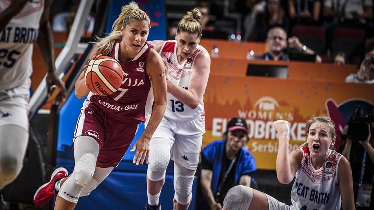 Babkinai aktuālā WNBA komanda zaudē divas aizsardzes, paraksta divas uzbrucējas