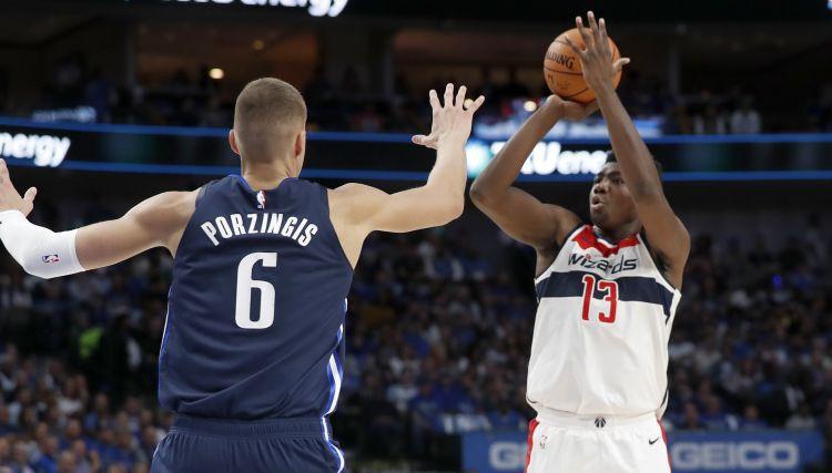 """""""Wizards"""" pēc Braienta izkrišanas piesakās 4,2 miljoniem, NBA pārskatīs protokolus"""