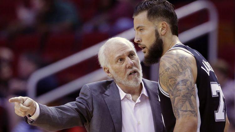 """""""Žalgirim"""" pievienojas bijušais Bertāna komandas biedrs """"Spurs"""" sastāvā"""