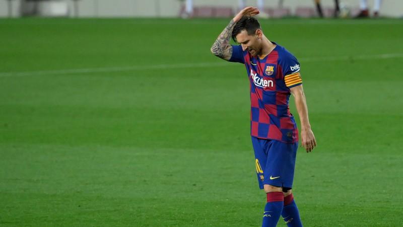 """Mesi: """"Teicu, ka šādi neuzvarēsim Čempionu līgā. Bet neuzvarējām pat Spānijā..."""""""