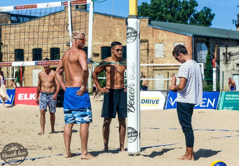 """Augusta ievadā notiks """"Vasaras tautas kauss"""" pludmales volejbolā"""