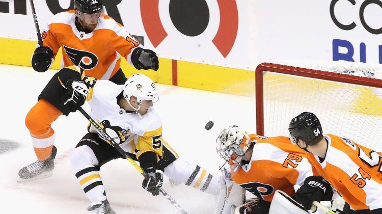 NHL hokejs atsācies: Bļugeram zaudējums pārbaudes spēlē